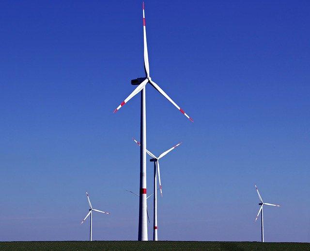 L'éolien représente lui 4.5 % de la production d'électricité en France