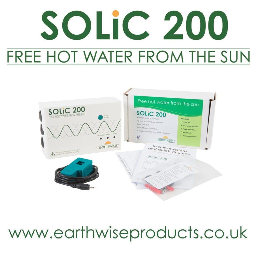 Routeur solaire SOLIC 200